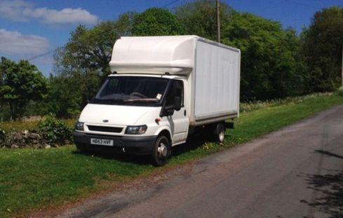 Box Truck Conversion 16