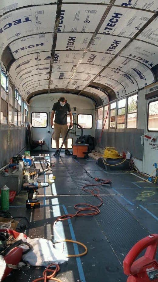 Bus Remodel 11