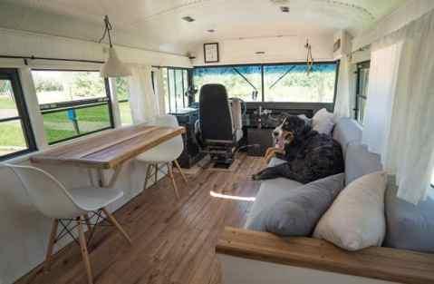 Bus Remodel 3