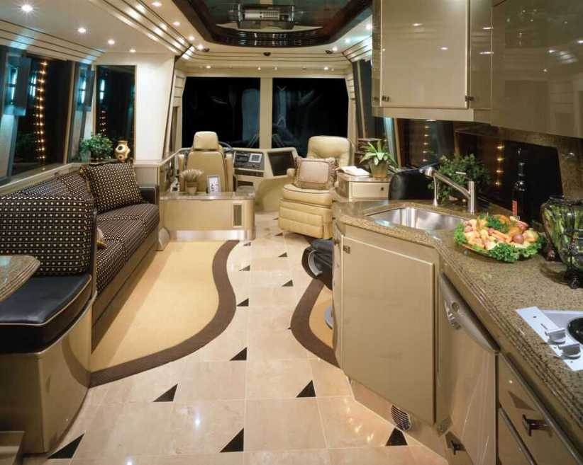 Luxury Rv 14