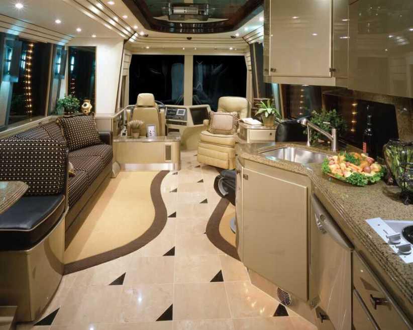 Luxury Rv 14