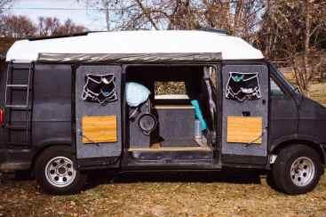 Road Trip Van 1