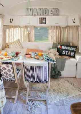 Shasta Camper Remodel 22