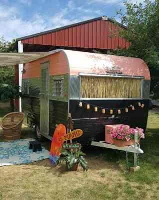 Shasta Camper Remodel 23
