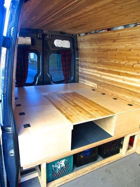 Van Build 17