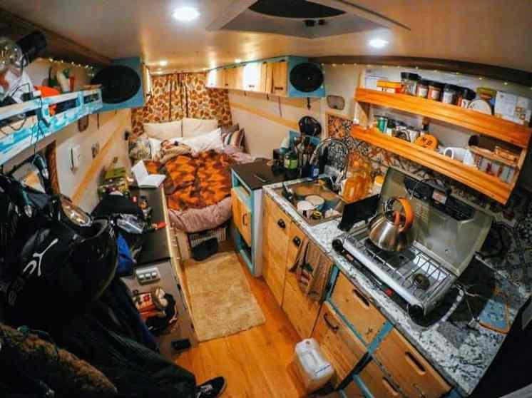 Van Build 23