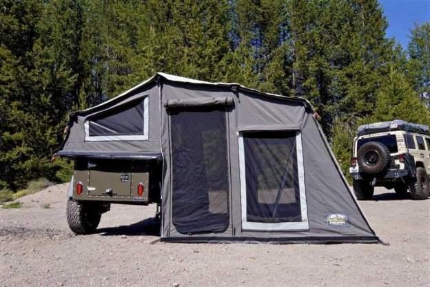 6 Person Trailer Tent