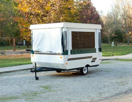 Folding Camping Trailer