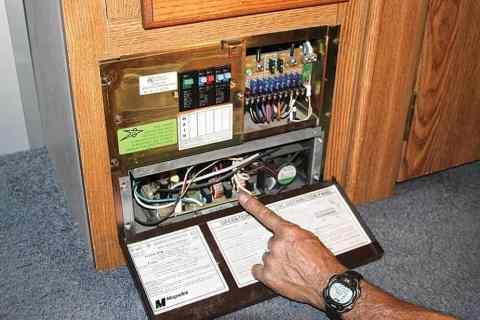 RV Power Converter Hack 12