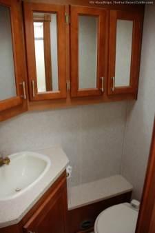 Rv Bathroom Tiny