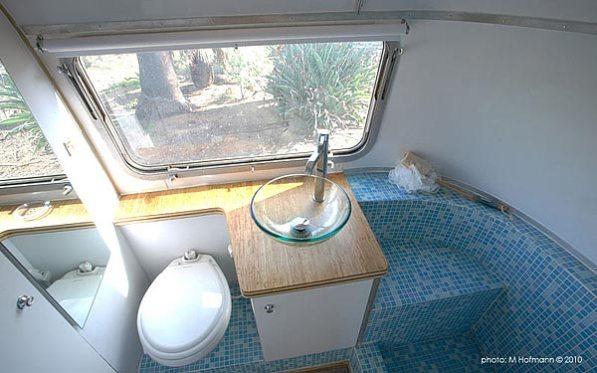 Rv Bathroom Travel Trailer