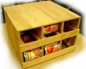 Rv Food Storage Spice Racks
