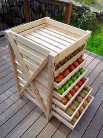 Rv Food Storage Tiny House