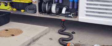 How to Hook Up an RV Sewer Hose to a Septic Tank