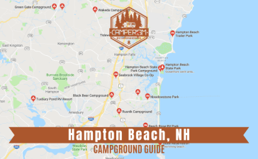 Campgrounds near Hampton Beach NH
