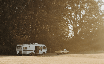 RV boondocking