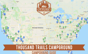 Thousand Trails Campground