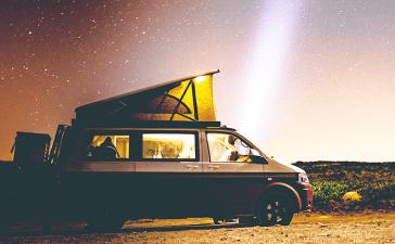 Transit campervan conversions