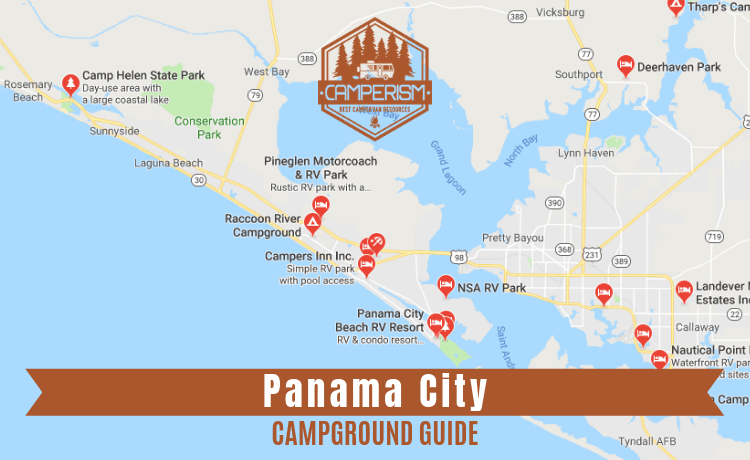 RV Parks Panama City