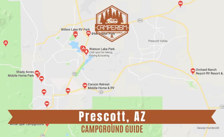 RV Parks Prescott AZ