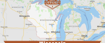 RV rental in Wisconsin