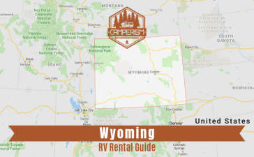 RV Rental in Wyoming