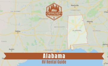 RV rental in Alabama