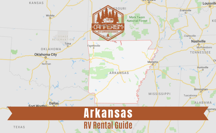 RV rental in Arkansas