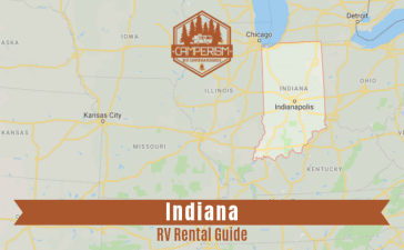 RV rental in Indiana