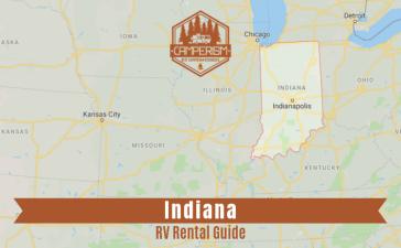 RV rental in Indiana