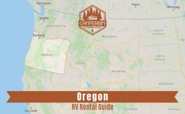 RV rental in Oregon