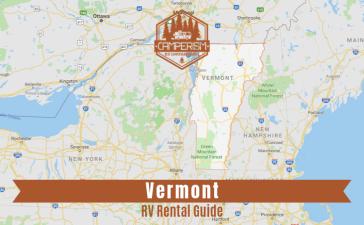 RV rental in Vermont