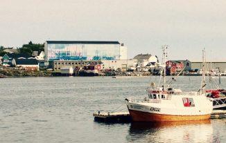 Hafen Gjerdneset Lofoten