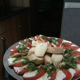 Tomaten – Mozzarella (Büffel) togo!