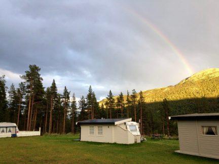 Randsverk Camping - kalt, aber schön
