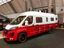Der Sinner & Saint von Knaus auf VW-Crafter ist was für Kastenwagenfans finden wir - schaut mal rein!
