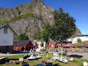 Å auf den Lofoten