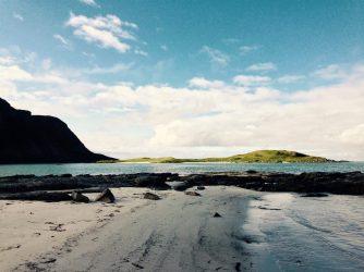 Strand von Fredvang