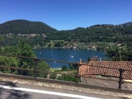 Der Weg zum Sacro Monte