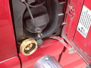 Autogas tanken