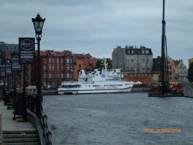 Een mooie stad Gdansk