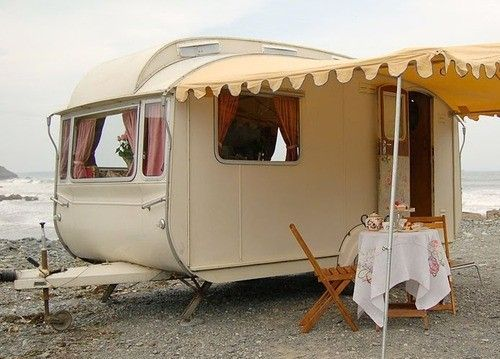 Example Camping With a Van That Is Environmentally Friendly