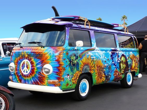 23 AMAZING Camper Van Painting