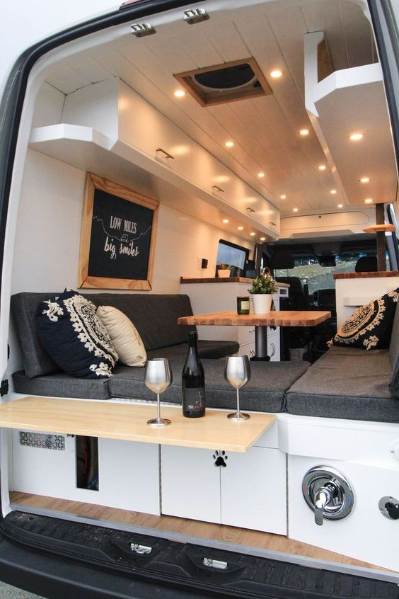 The Best Mercedes Sprinter Hacks, Remodel and Conversion