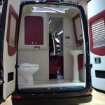 13 Amazing Small Rv Bathroom Toilet Remodel Ideas