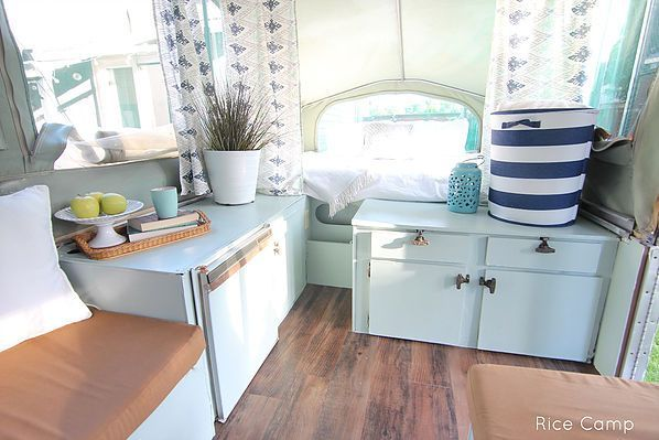 13 Best Camper Trailer Ideas Interiors