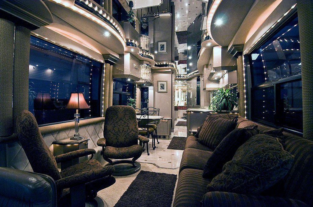 15 Awesome Luxury Interior RV Living Ideas
