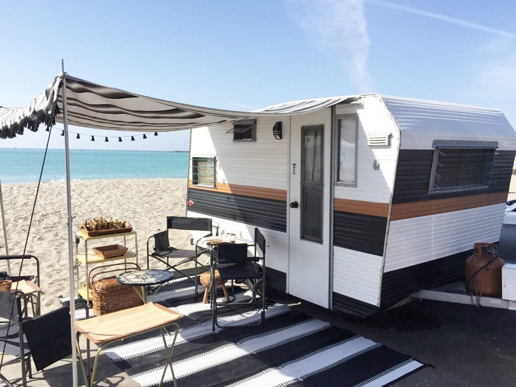 12 Stunning Diy Camper Trailer Design