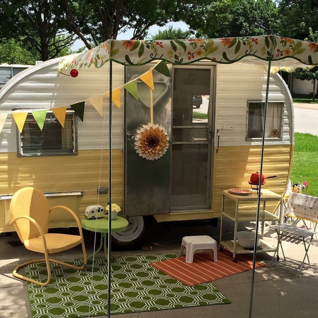 11 Awesome DIY Camper Interior