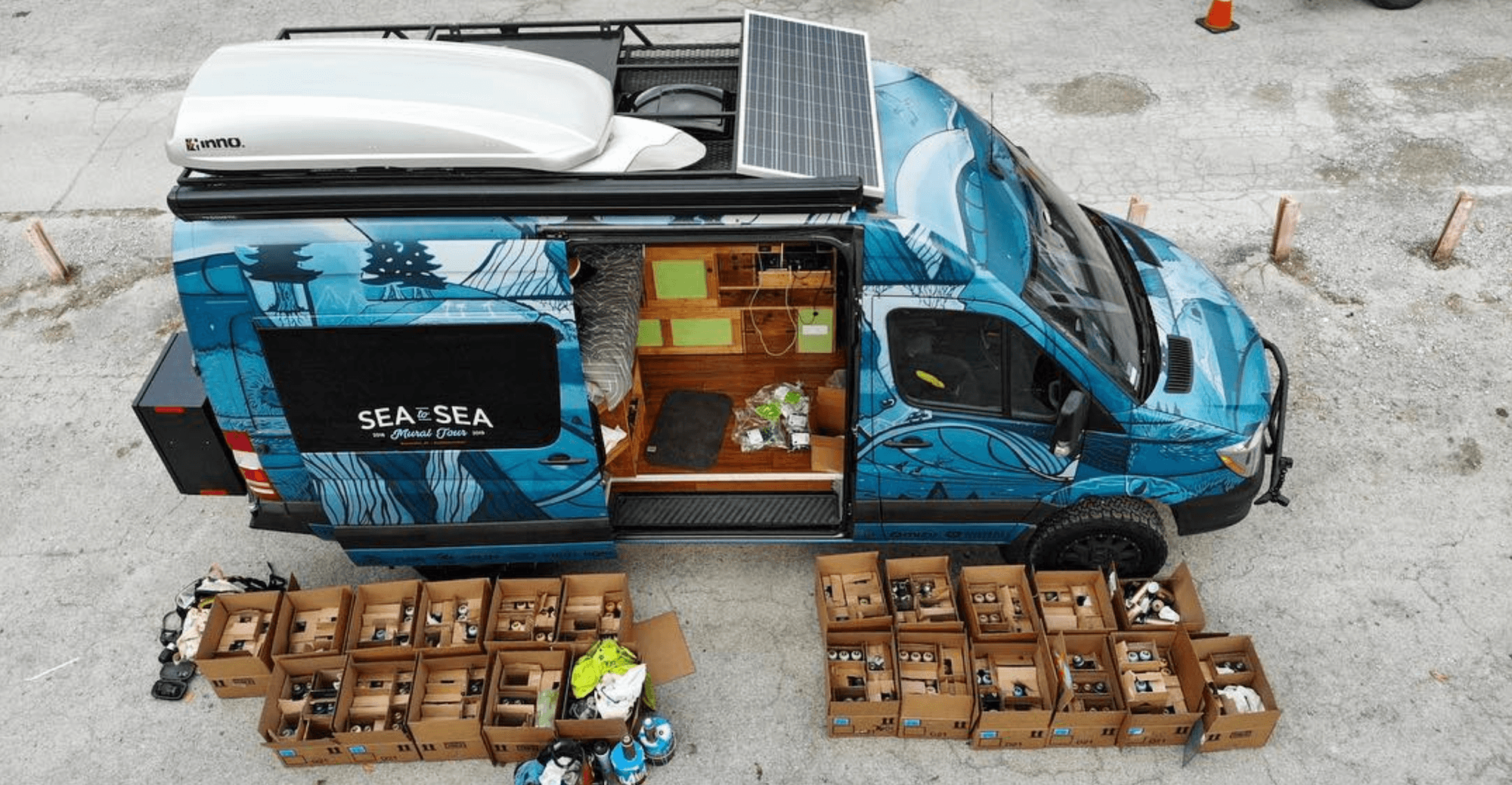 16 Best Sprinter Camper Van Conversion